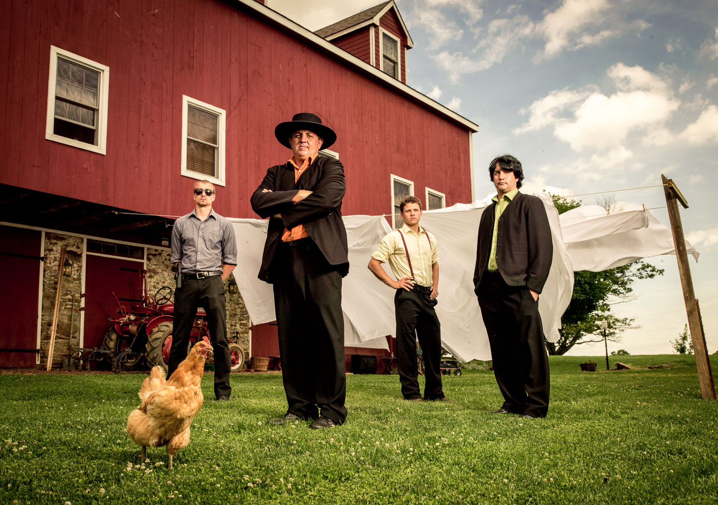 Amish Mafia - Discovery Channel