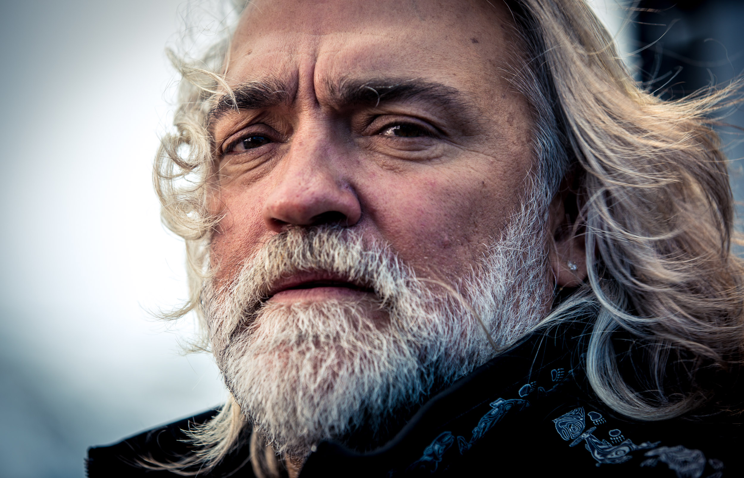 Discovery Channel Deadliest Catch Portrait