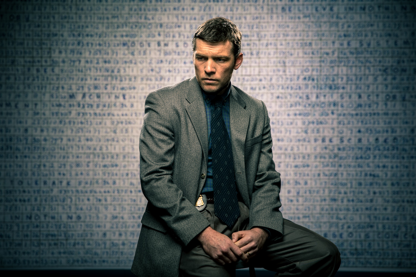 Manhunter Unabomber - Discovery Channel Sam Worthington