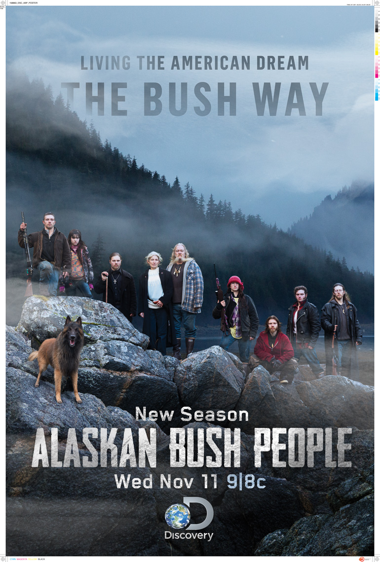 Alaskan Bush People - Discovery Channel